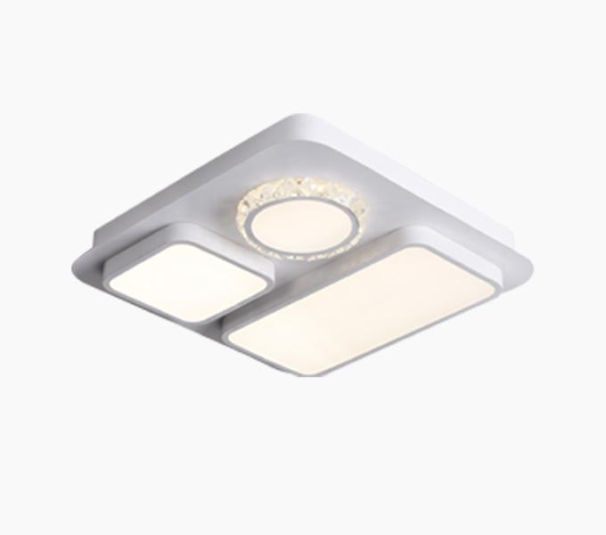 方形LED现代灯